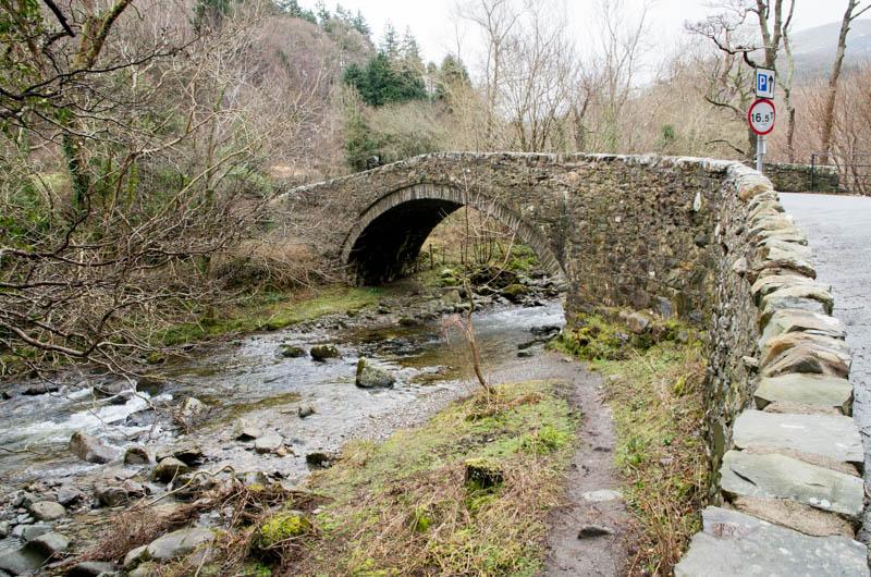 Mochdre Vets Dog Friendly Walks - Aber Falls